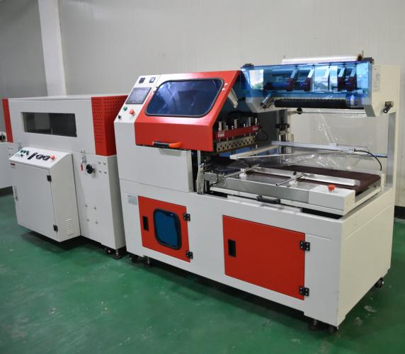 垂直3555热收缩包装机